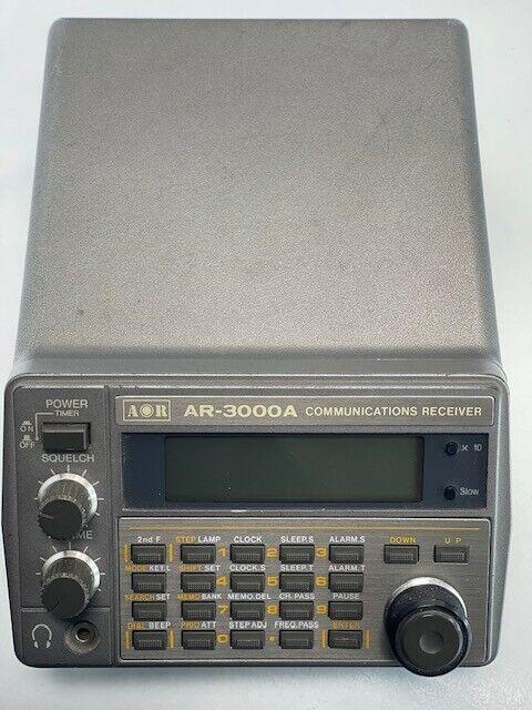 AOR AR3000A Communications Receiver