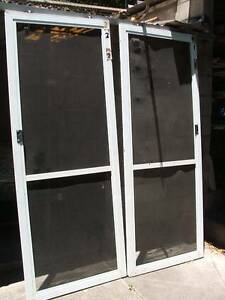80/203 cm security door access sliding or u can hinge Rhodes Canada Bay Area Preview