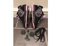 Heelys Propel 2.0 Black/Lilac Size 1