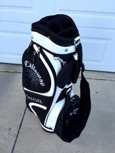 Ladies Callaway Solaire Carry/Cart Golf Bag