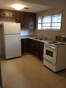 East End Basement Suite for rent available October 1st
