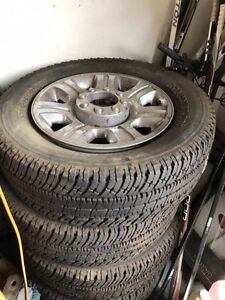 Brand New Stock Rims and Tirea