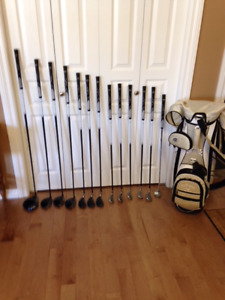 Ladies Right Hand Callaway Solaire 13 Piece Golf Set