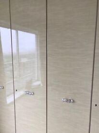 Bedroom furniture- wardrobe/chest & bedside tables