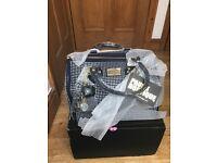 Paul's Boutique Studded Handbag