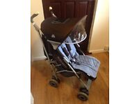 Maclaren XLR pushchair stroller