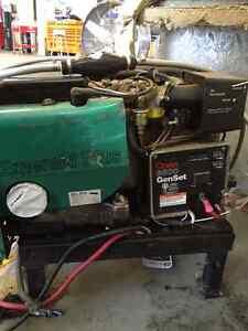 Onan 6500 generator in working condition Prince George British Columbia image 2