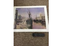 Job lot of 111 prints of various sizes and subjects