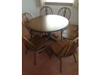 Nice antique dinning table for sale