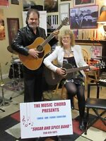 MUSIC DUO FOR SPECIAL EVENTS  BOOKING FOR 2017