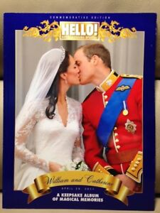 Will and Kate Wedding - 9 Royal Family Magazines Price reduced!!
