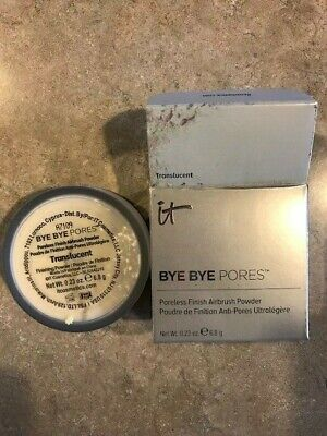 It Cosmetics Bye Bye Pores Poreless Finish Airbrush Powder 0