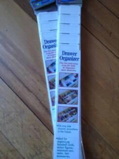 Drawer organisers - home storage solutions