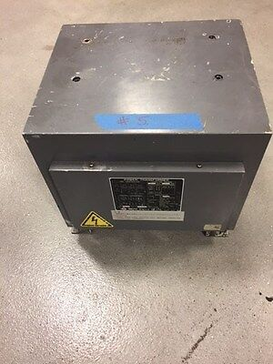 Brone Electric 3-phase Transformer 25 Kva