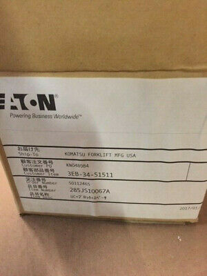 Eaton For Komatsu Forklift 3eb-34-51511 Valve - Steer New