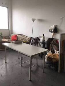 Artist Space for Rent / Mile End**