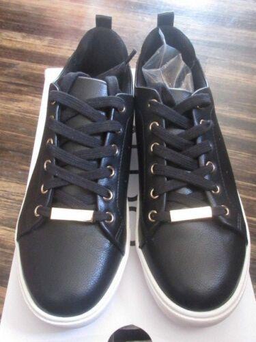 NEW ALDO women's black lace up shoes size 8