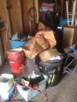 Junk Removal - $60 Truck load