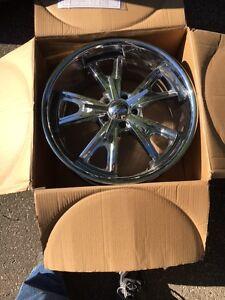 Daytona Chrome Wheels (05- 14 GT, V6