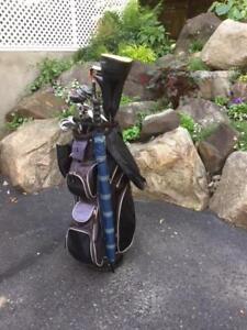 Sacs et bâtons de golf Adams Golf idea hybride