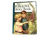 The Foxglove Story Book by BLACKIE