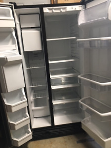 Stainless Steel Kenmore Refrigerator for Sale