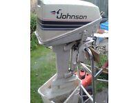 Johnson Seahorse 5HP two stroke OUTBOARD Longshaft