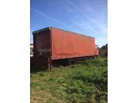 Leyland Freighter for restoration