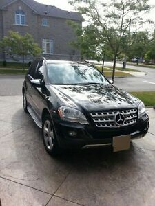 2010 Mercedes-Benz M-Class ML350 BlueTEC SUV, Crossover