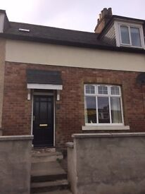 2 BEDROOM HOUSE WITH GARDEN AND OFF ROAD PARKING. LONG TERM LEASE