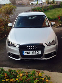 Audi A1 Sport TDI Silver (2011) Immaculate condition
