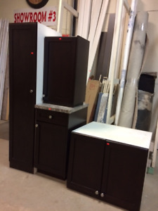 Various Kitchen Cabinets - Various Prices