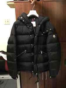 Brand New With Tags MONCLER Jacket - Size Large MENS