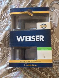 WEISER door handle,
