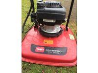 HoverPro 500 petrol hover lawn mower