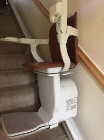 Brand new never used stannah stair lift