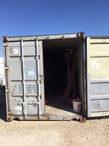 Storage Seacan for sale