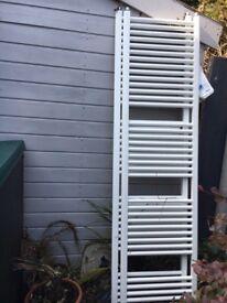 2 x upright radiators for sale