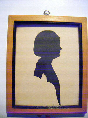 (art deco silouette young