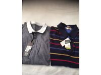 Brand new Firetrap and Penguin tops