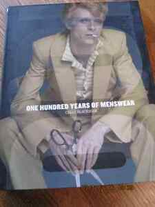One Hundred Years of Menswear - David Bowie Cover 2009 318 page