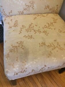 Upholstered Accent Chair Belleville Belleville Area image 3