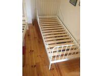 IKEA MINNEN kids toddler extendable bed