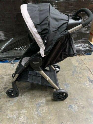 NEW Graco FastAction SE Baby Stroller Snugride 30 Asher