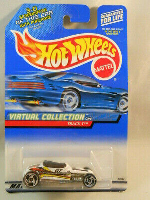 "1999 HOT WHEELS VIRTUAL COLLECTION - ""TRACK T"" DIECAST-1/64- # 127"