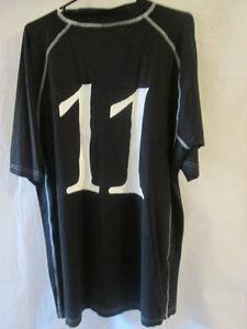 Match-Worn-A-C-Castellana-Home-Football-Shirt-Size-XXL-no-11-9932