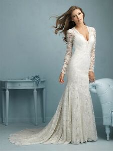 Brand New Never Worn-Never Altered Allure Bridals Wedding Dress