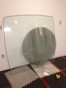 """4 Foot """"Mint"""" Square Tempered Glass Table Top!"""