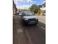 LAND ROVER FREELANDER TD4 GS FOR SALE,