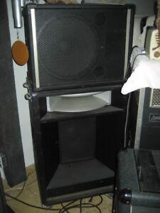 Yamaha Concert Speaker System
